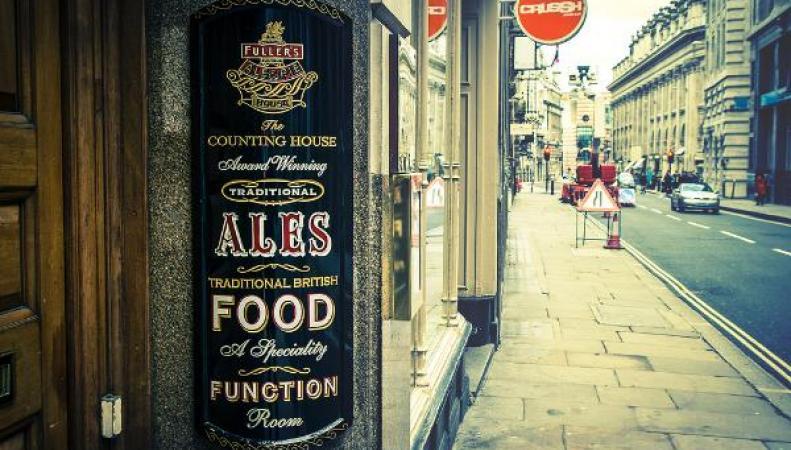 Пабы Лондона: топ-5 старейших заведений