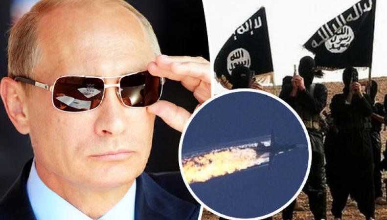 """""""РЗК """"Бук"""" нацелены на самолёты США в Сирии"""","""