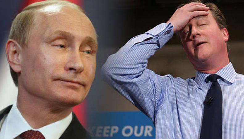 Владимир Путин – премьер-министр Великобритании