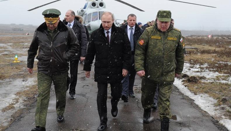The Guardian: В России готовы к войне против Запада