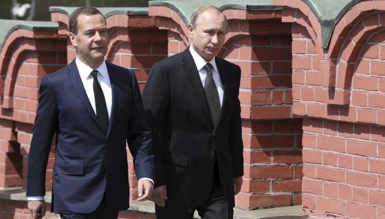 РФ подготовила ответ на санкции Украины