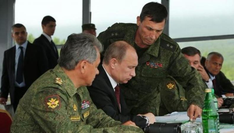 Россия вводит войска в Сирию