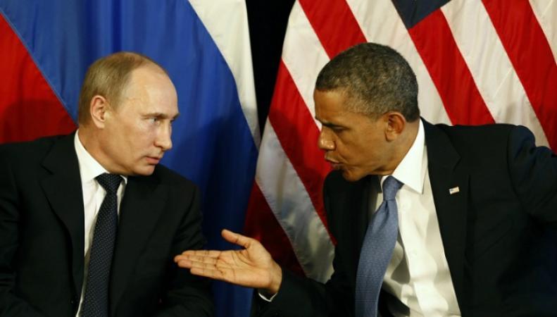 Путин и Обама высказали свое мнение об Украине, - Daily Telegraph