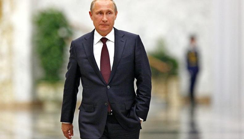 """Путин -"""" глобальный мыслитель"""" 2015 года, - американские СМИ"""