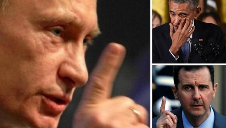 Британские СМИ отмечают, что стратегия Путина приносит ему дивиденды