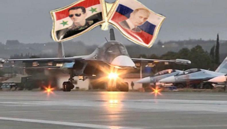 Британская пресса пытается понять выход Путина из Сирии