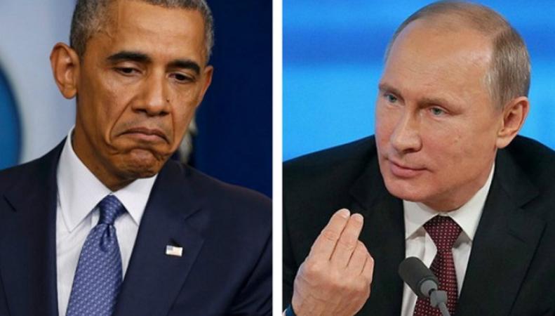 Путин перехитрил Обаму в сирийском вопросе, - британские СМИ