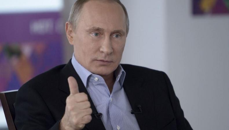 Путин посетил Саров