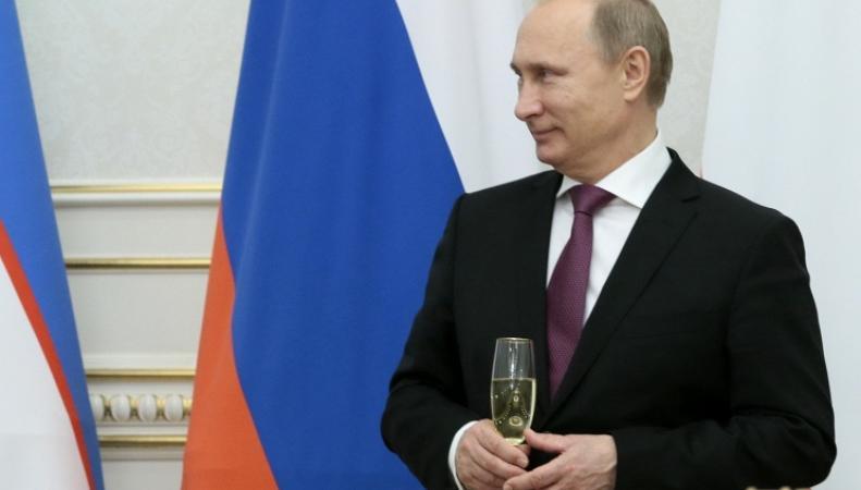 Путин даст концерт за 14 млн рублей