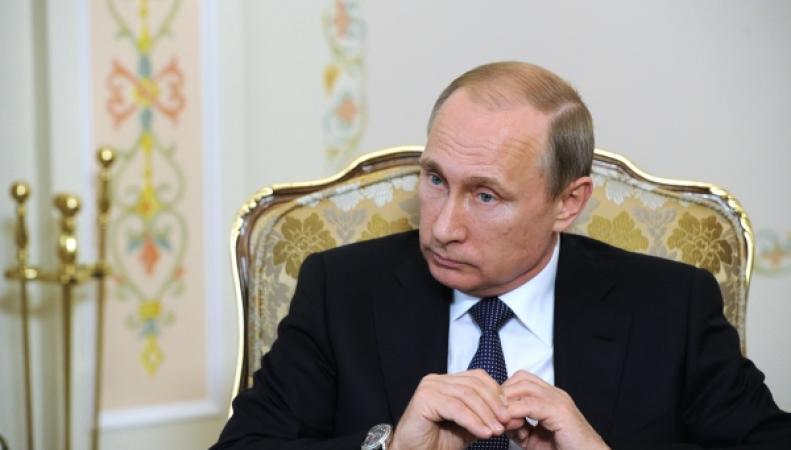 """Путин пригласил на международный экономический форум """"секретных"""" гостей"""