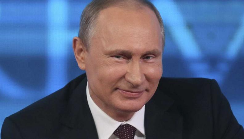 Путин продлил на год продуктовое эмбарго
