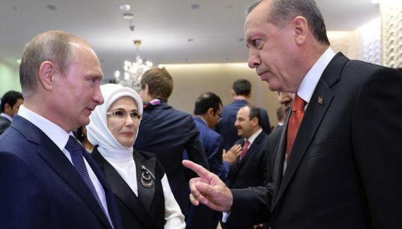 Турция отправила России свои условия по «Турецкому потоку»