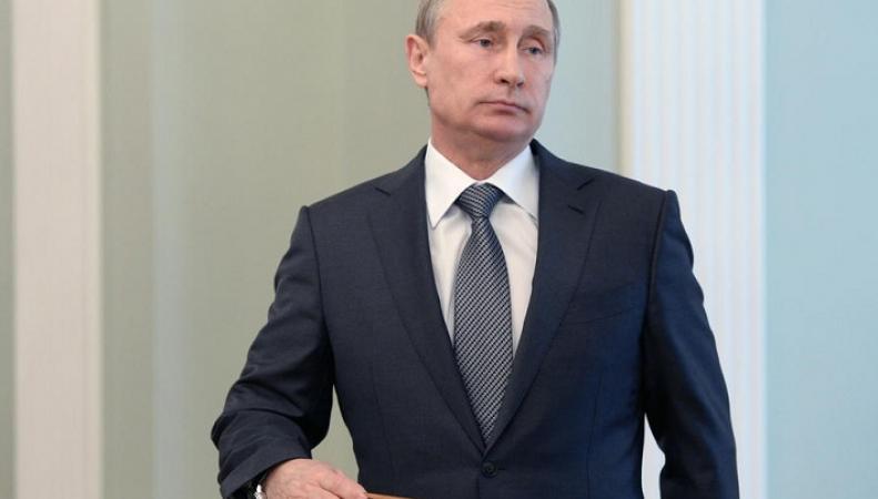 """Путин не будет присутствовать на встрече """"нормандской четверки"""""""
