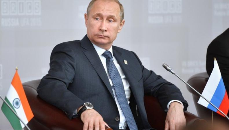 МИД Великобритании раскритиковал Путина за помощь Сирии