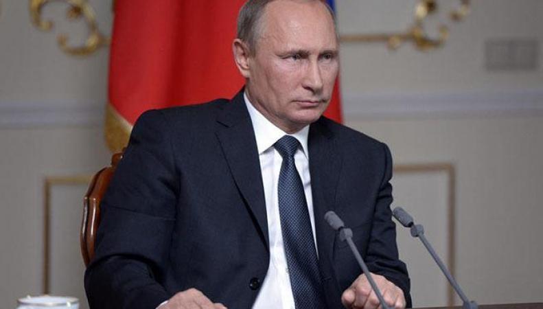 Путин рассказал о планах своих действий на Ближнем Востоке