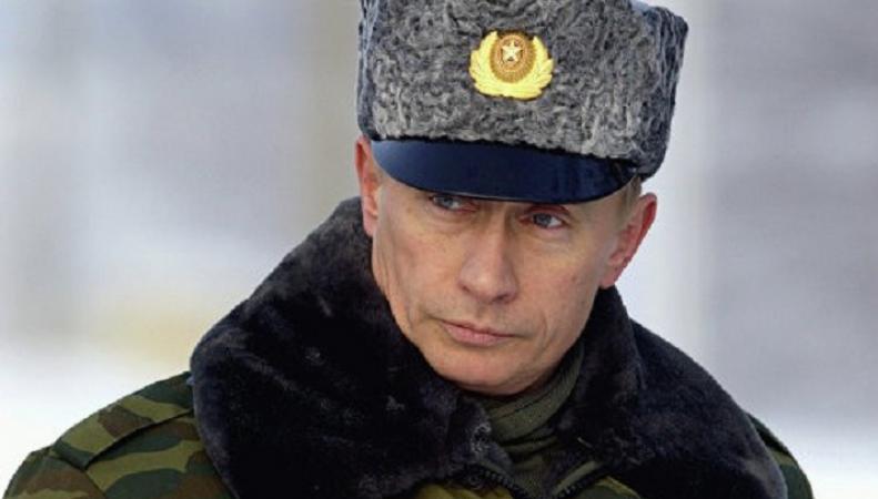 Мир переживает холодную войну по вине Путина, - Financial Times