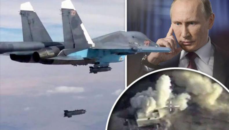 Британцы высказали отношение к действиям России в Сирии