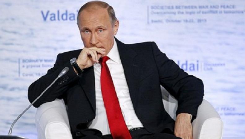Путин открыто обвинил США в поддержке терроризма