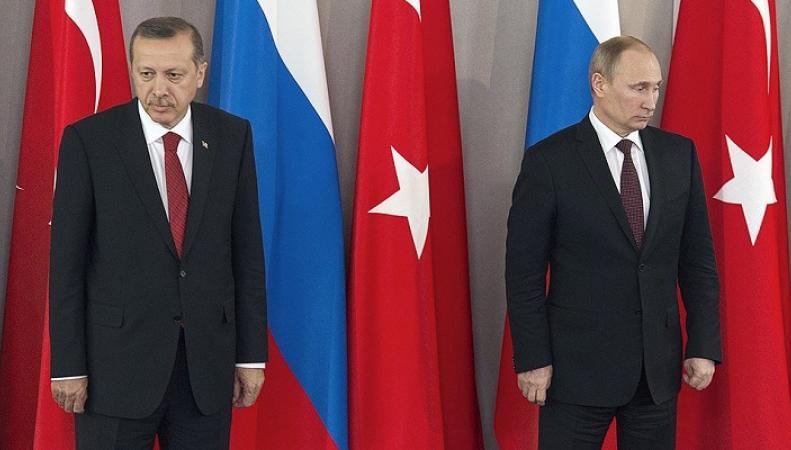 Запад боится подражанию Эрдогана Путину