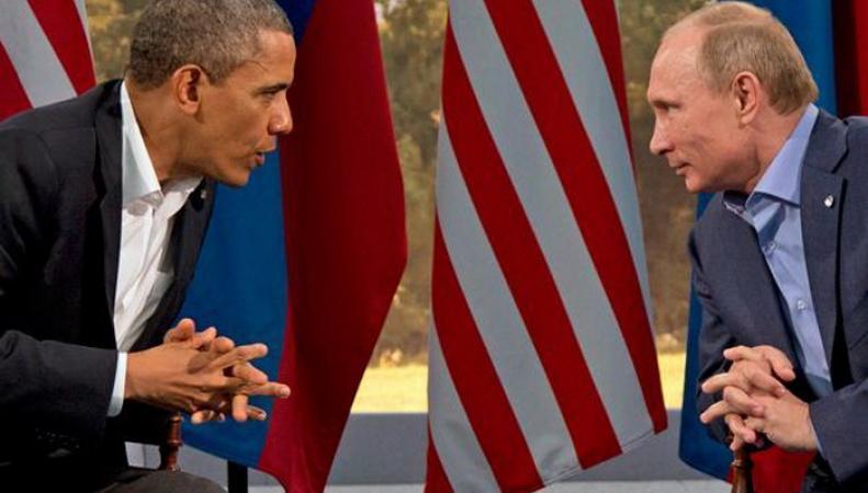 Президенты России и США провели встречу во Франции