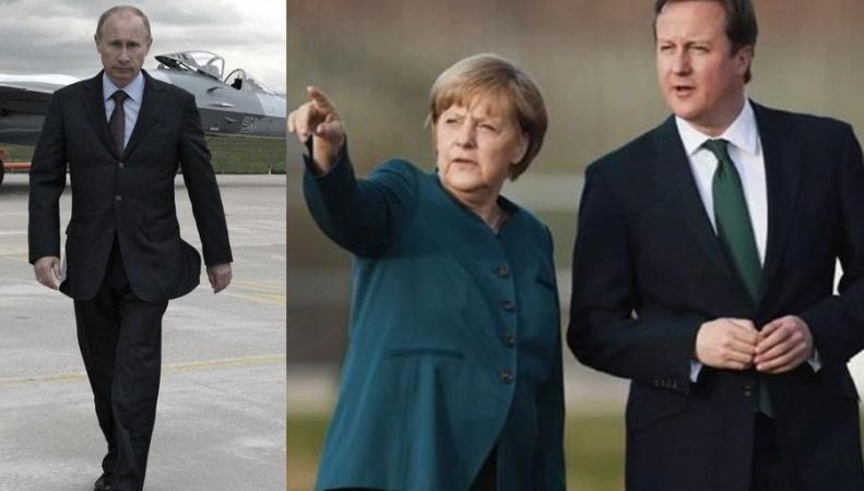 Меркель обменяла Путина на ИГИЛ в Лондоне