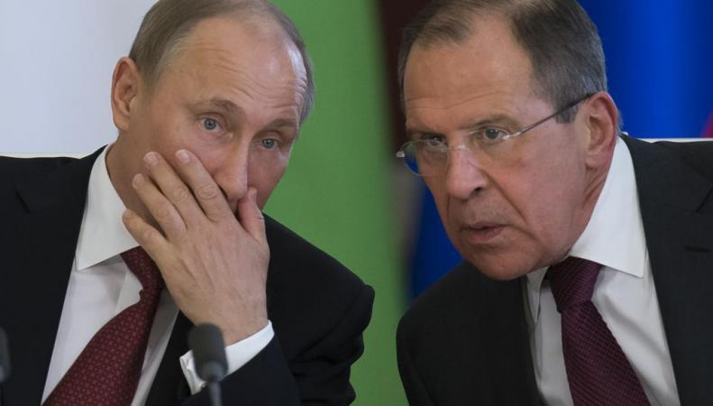 Лавров раскрыл план Путина по борьбе с «Исламским государством»
