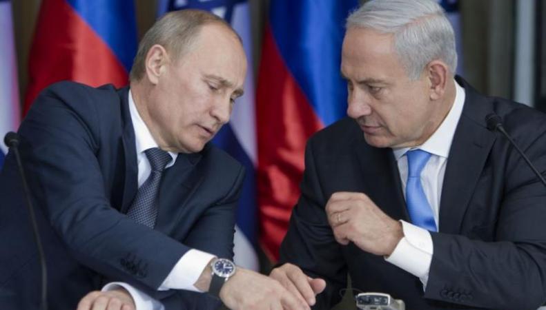 Премьер Израиля рассказал о подарке Владимира Путина