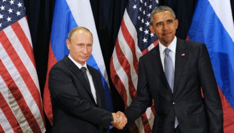 Дэвид Гивенс: Путин лжет, а Обама говорит правду