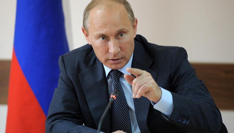 Путин выдвинул Западу ультиматум, - Daily Express