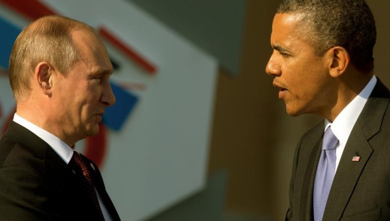 Путин поставил в тупик Обаму