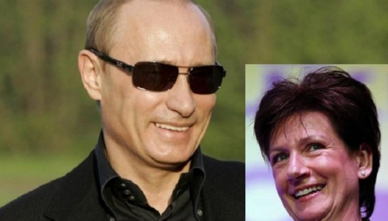 Путин вызывает восхищение у евродепутата