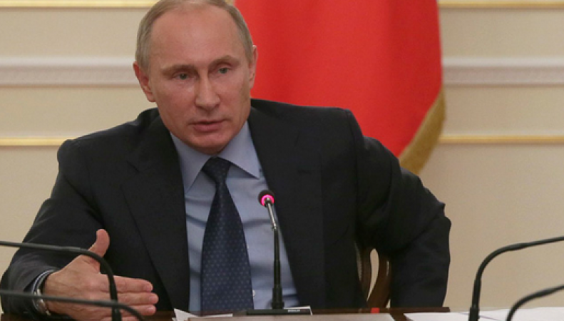 Путин уличил Вашингтон во лжи
