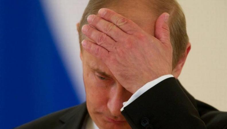 Путин раздражен отказом Украины от уплаты внешних долгов