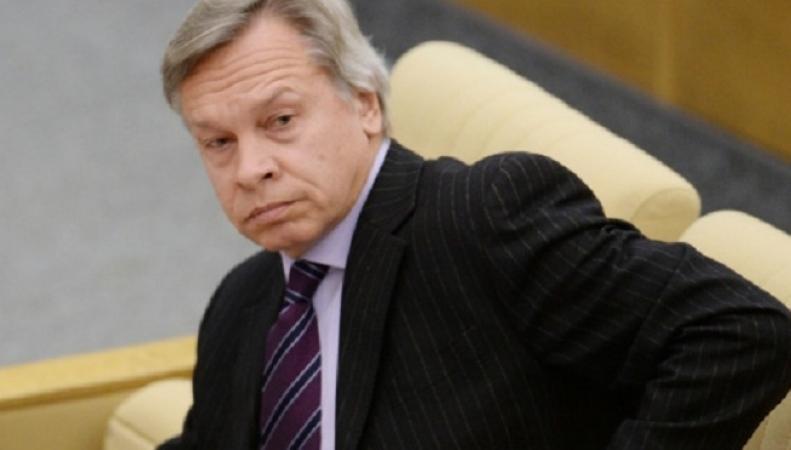 Алексей Пушков не верит заявлениям Украины о поставках летального оружия