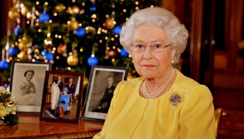 Рождествннское обращение Елизаветы II