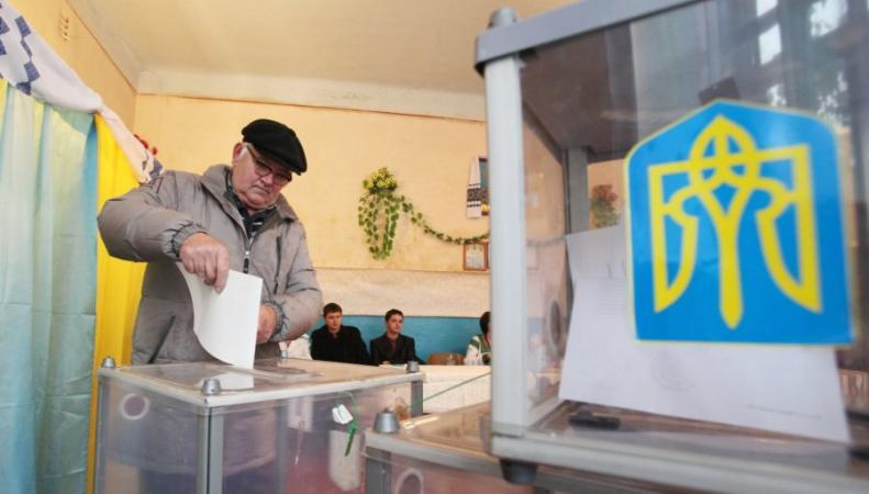 После подсчета 80% голосов «Народный фронт» лидирует в выборах Украины, http://g1.delfi.lt