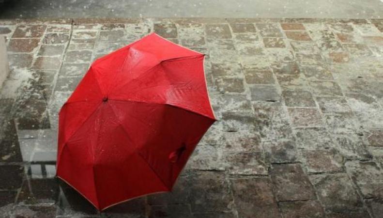 Дождь в Лондоне