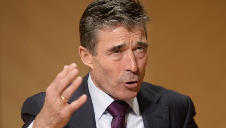 Генеральный секретарь НАТО, фото: EPA/MICHAEL REYNOLDS