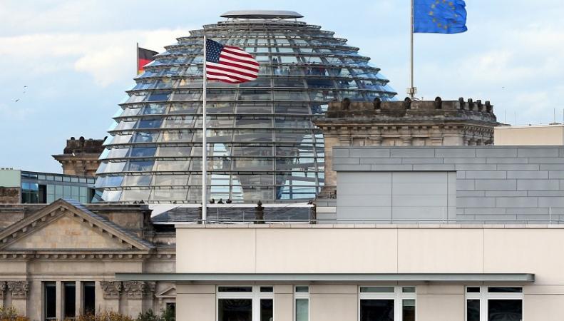 Германия и США