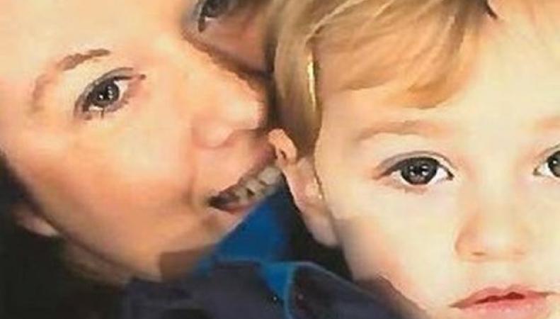 Ребекку Миннок и ее сына Итона ищут британские полицейские