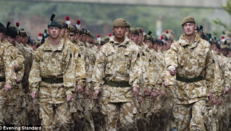 резервная территориальная армия
