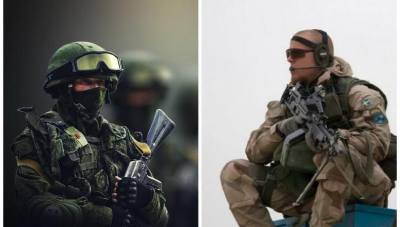 Швеция готовится к войне с крупным противником