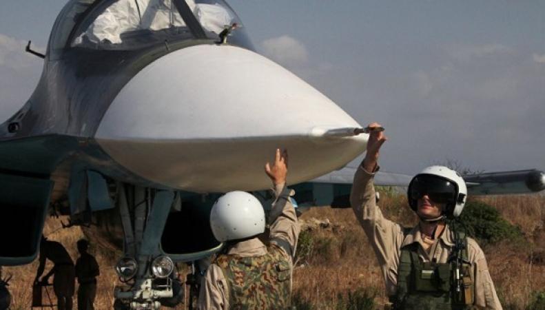 Лондон назвал действия России в Сирии «асимметричной войной»