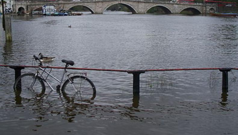 наводнение в Ричмонде