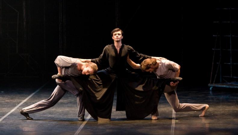 Театр балета Эйфмана начал гастроли в Лондоне