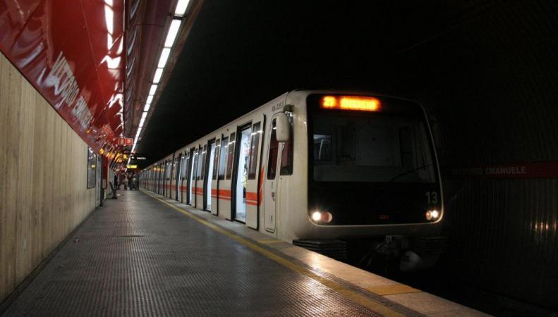 Римский метрополитен