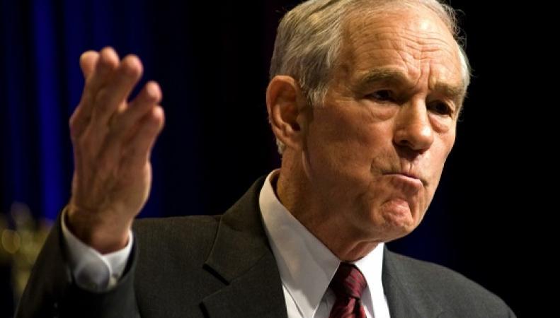 Рон Пол: Политическая система США терпит крах