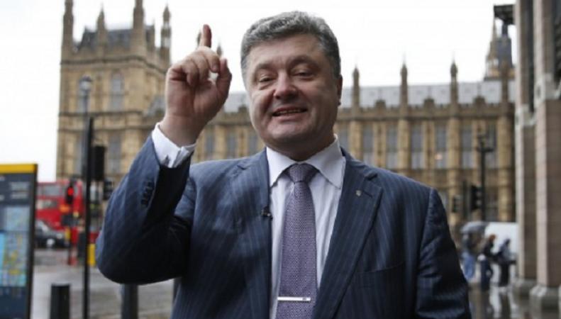 Британский архитектор обвинил компанию Порошенко в хищении
