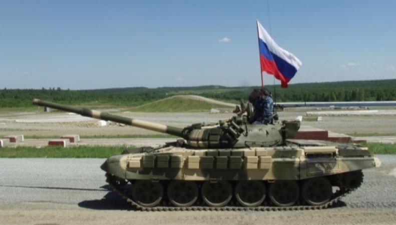 Россия создает танковую армию на границах с НАТО