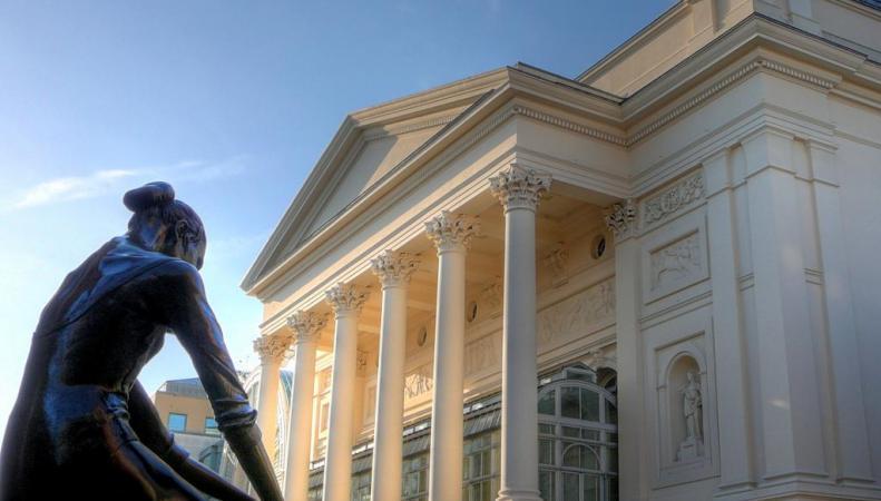 Королевский театр в Ковент-Гарден